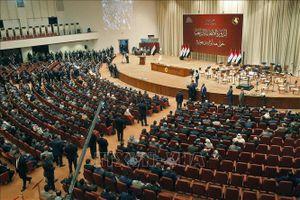 Quốc hội Iraq hoãn họp tới ngày 15-9