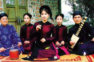 Sức sống ca trù làng Đông Dương