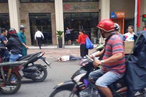 Rơi từ khách sạn, người đàn ông ngoại quốc tử vong