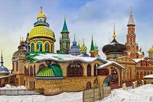Ngôi đền của các tôn giáo