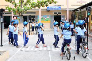 Khánh Hòa giảng dạy an toàn giao thông từ lớp 1 đến lớp 5