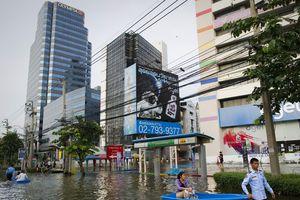Bangkok trước viễn cảnh bị nhấn chìm