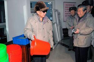 Nhà phát triển tên lửa lão thành của Triều Tiên từ trần