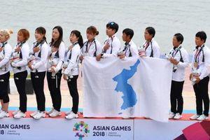 Đoàn thể thao Triều Tiên thống nhất sẽ dự Olympic 2020
