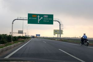 Kiểm toán Nhà nước chỉ ra sai sót tại dự án BOT Hà Nội - Bắc Giang