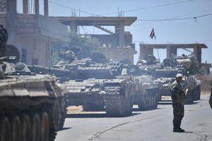 Ông Trump cảnh báo Tổng thống Syria về 'thành trì khủng bố' Idlib