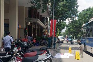 Du khách Australia tử vong trước khách sạn ở Sài Gòn