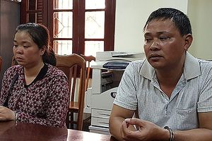 Công an Lạng Sơn bắt hai vợ chồng 'xù nợ' 10 tỉ đồng