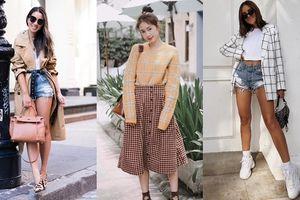 Instagram tuần qua: Những items với tông màu trung tính chiếm ưu thế trong tủ đồ của các quý cô sành điệu