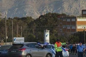 Nổ nhà máy sản xuất vũ khí ở Nam Phi làm 8 người thiệt mạng