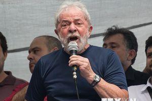 Brazil: Cựu Tổng thống Lula da Silva nỗ lực giành lại quyền tranh cử