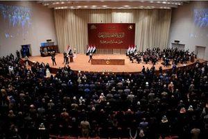 Nghị sỹ Iraq nhất trí hoãn họp Quốc hội tiếp theo tới ngày 15/9
