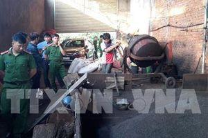 Truy tố 5 đối tượng trong vụ cà phê trộn bột lõi pin tại Đắk Nông