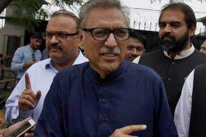 Ông Arif Alvi giành chiến thắng trong cuộc bầu cử Tổng thống Pakistan 2018