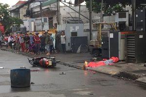 TP.HCM: Nam thanh niên chết thảm dưới bánh xe tải cẩu