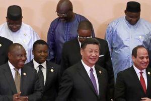 Trung Quốc sẽ tăng gấp đôi lượng vốn rót vào 'lục địa đen'