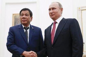 Nga đề xuất hợp tác sản xuất vũ khí cùng Philippines
