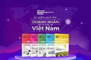 Sách dành cho doanh nhân ra mắt lần đầu tại Việt Nam