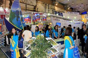 Săn khuyến mãi tại Hội chợ Du lịch Quốc tế TP.HCM