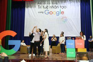 Sinh viên Việt bất ngờ vì đang dùng Trí tuệ nhân tạo mỗi ngày