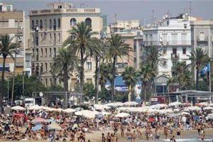 Du khách nước ngoài thờ ơ hơn với Tây Ban Nha