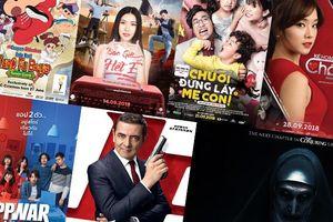 Ra rạp xem gì tháng 9: 'Ma sơ Valak' dắt tay 'điệp viên Johnny English', phim Việt liệu có bị thất thế?