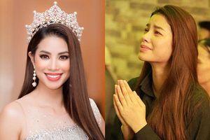 Điều trị mãi không khỏi, Hoa hậu Phạm Hương âm thầm sang Mỹ chạy chữa căn bệnh 'đeo bám' nhiều năm