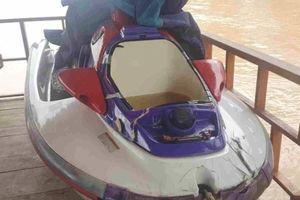 Du khách lái môtô nước tử vong trên sông Tiền: Sở GTVT nói gì?