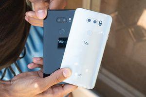 Rò rỉ thông tin LG V40 có ba camera ở mặt sau, nhưng không nâng cấp pin