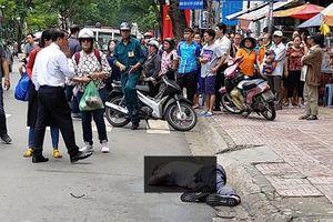 Nghi vấn người đàn ông nước ngoài nhảy lầu ở trung tâm Sài Gòn