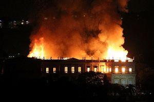 Cháy Viện bảo tàng quốc gia Brazil: Bi kịch được dự báo từ trước