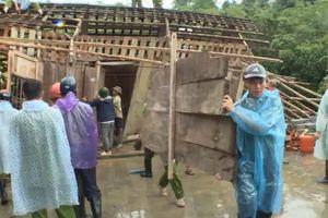 Lào Cai khẩn trương khắc phục thiệt hại do mưa lớn