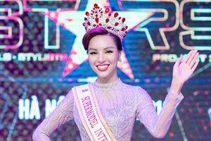 Người đẹp Khả Trang được cấp phép dự thi Siêu mẫu Quốc tế 2018