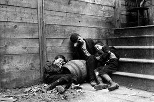 Ảnh hiếm về mặt tối của New York cuối thế kỷ 19 trong các khu ổ chuột