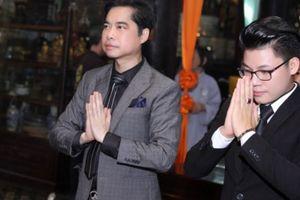 Ca sĩ Ngọc Sơn nhận học trò Duy Cường làm con nuôi