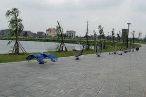Bắc Ninh thúc quyết toán Dự án Công viên hồ điều hòa Văn Miếu
