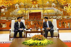 Hà Nội tăng cường hiệu quả hợp tác với Nhật Bản về xử lý rác thải