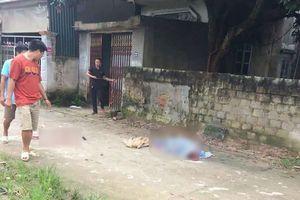 Truy bắt nhóm côn đồ chém chết người ở Điện Biên