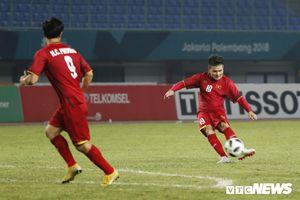 Quang Hải là 'cậu bé vàng', sẵn sàng tỏa sáng ở Asian Cup 2019