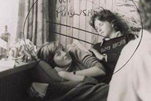 Bức ảnh hy hữu của Công nương Diana
