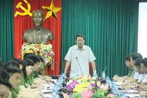 Thứ trưởng Lê Quý Vương gửi thư khen các đơn vị phá thành công vụ án giết người tại Hưng Yên