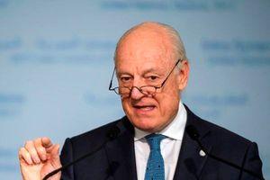Ông De Mistura 'khẩn cầu' Nga-Thổ chấm dứt xung đột ở Idlib
