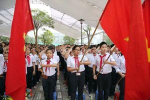 Khai giảng năm học mới: 22 triệu học sinh tựu trường