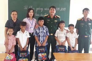 Những Lễ khai giảng đặc biệt ở Quảng Ninh