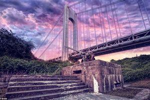 New York khác lạ, đầy ma mị dưới ống kính nhiếp ảnh gia