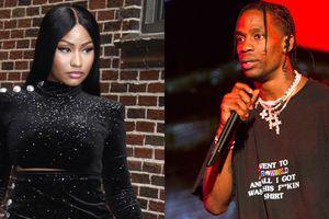 Nicki Minaj muốn đấm Travis Scott vì sử dụng Kylie Jenner để PR album