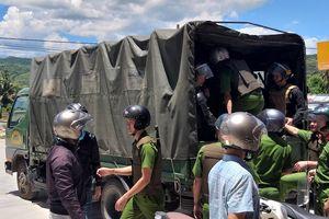 Tăng cường bảo vệ an ninh ở làng chài Sa Huỳnh
