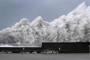 Tiếp tục hủy nhiều chuyến bay đến Nhật Bản do ảnh hưởng của bão Jebi