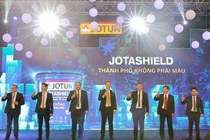 Jotun giới thiệu sản phẩm Jotashield chống phai màu hoàn toàn mới