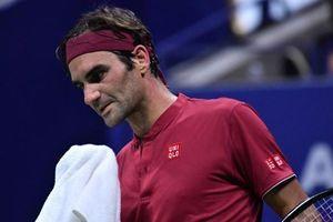 Federer đổ lỗi thất bại ở Mỹ Mở rộng cho thời tiết